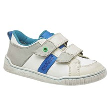 Winner - Sneakers in misto pelle - bianco