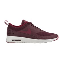 Air Max Thea - Leren gympen - bordeaux