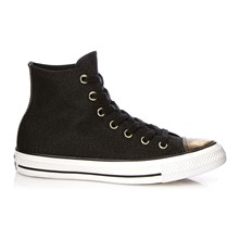 Ctas Brush Off Leather Toecap Hi - High Sneakers