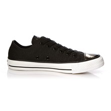 Ctas Brush Off Leather Toecap Ox - High Sneakers