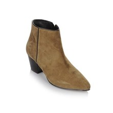 Sonia - Boots - tabac