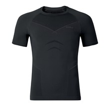 EVOLUTION WARM Blackcomb - T-Shirt - schwarz