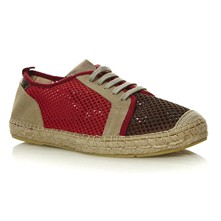 1057 BORDEAUX - Espadrillas - bordeaux