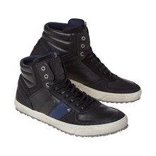 Costa - Sneakers in pelle - nero