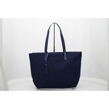 Swana - Shopping bag - blu slavato
