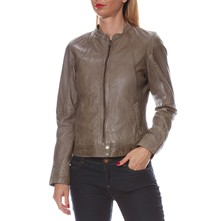 Callas New - Giacca biker in pelle