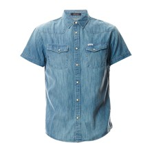 Camisa - denim azul