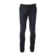 Jean Slim recto - denim azul