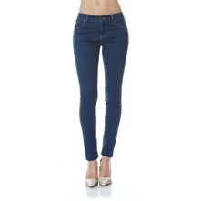 Jeans Push UP - blu jeans