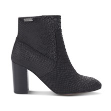 Dylan - Bottines en cuir - noir