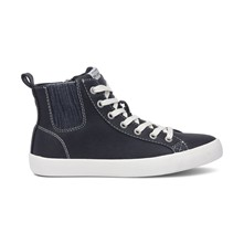 Clinton - High Sneakers - marineblau