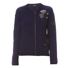 BRAMANTE - Sweat-shirt - bleu marine