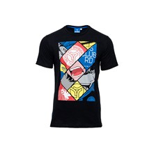 Neck Nikko - T-shirt - zwart