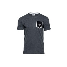 Neck Racing - T-shirt - denim noir