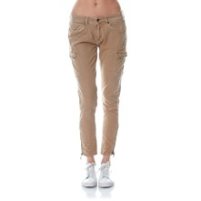 Amazon - Pantalon cargo - beige