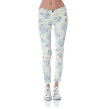 Cupid - Jeans mit Slimcut - pastell