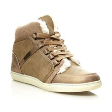 Pagan - High Sneakers - beige