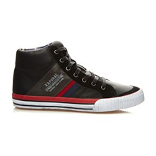 BEARTON - Sneakers alte - nero