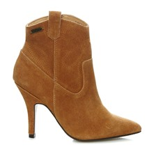 Ford West - Bottines - marron