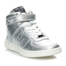 Lindsay Metal - High Sneakers - silberfarben