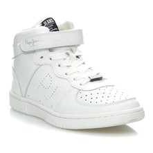 Lindsay Basic - Sneakers alte - bianco