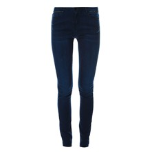 Huppy - Jeans mit Slimcut - jeansblau