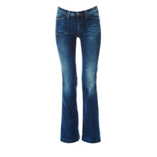 Melissa - Jeans flare - blu jeans