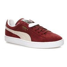 Suede classic - Sneakers aus Chamoisleder - lycra
