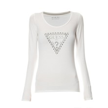 Triangle - T-shirt - blanc
