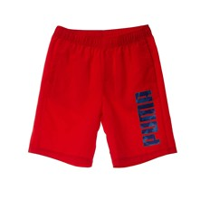 Hero - Shorts - rot