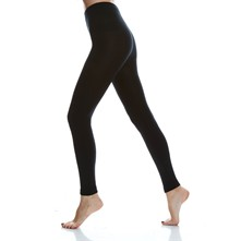 Thermo Polaire - Legging - noir