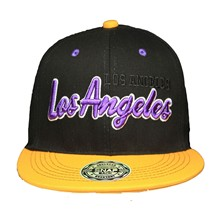 MH LOS ANGELES - Gorra - negro
