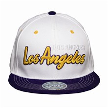 MH LOS ANGELES - Gorra - blanco