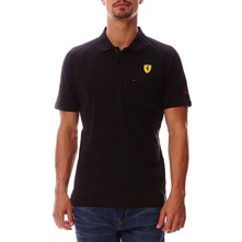 Ferrari - Polo - nero