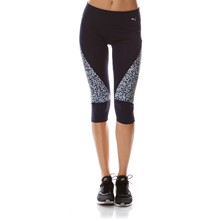 Cult Surf - Legging court - bleu marine