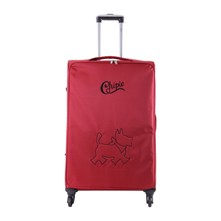 Valise grande  taille 68cm - rouge