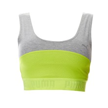 Transition - Top de deporte - gris