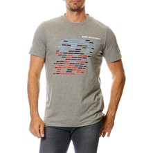 BMW Motorsport - T-shirt - grijs