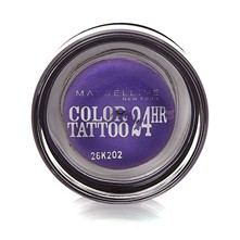 Color Tattoo 24h Eye studio - Lidschatten - 15 Endless purple
