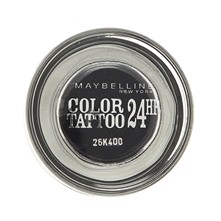 Color Tatoo 24hr - Sombra de ojos - 60 timeless black