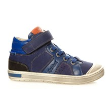 Iguane - Sneakers in pelle - blu