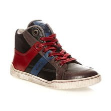 Wincut - Sneakers in pelle - blu