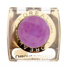 Chrome Intensity - Ombretto fine a lunga tenuta - 180 Purple Obsession
