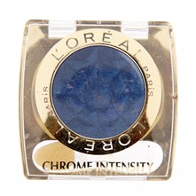 Chrome Intensity - Ombretto fine a lunga tenuta - 182 Blue Jean