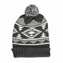 MH Heated - Gorro - carbón