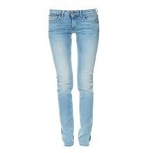 Ariel - Jean slim droit - denim bleu