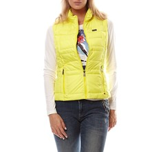 Ave Quilted - Gilet imbottito - giallo