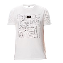Basquiat - Camiseta - blanco