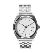 Time Teller - Casual stijl - wit