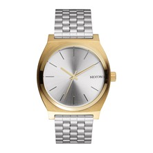 Time Teller - Montre casual - Argent / Or